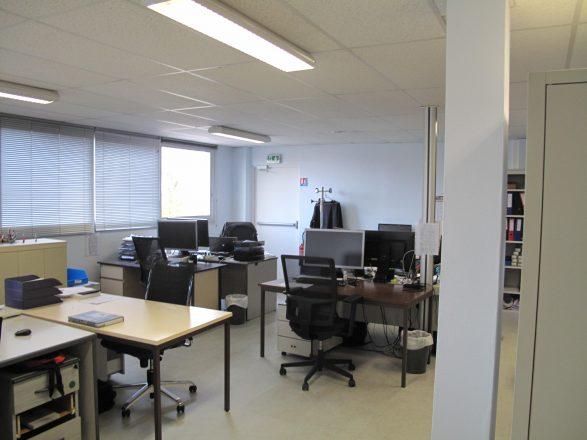 IMG_3951 bâtiment B étage bureau paysagé