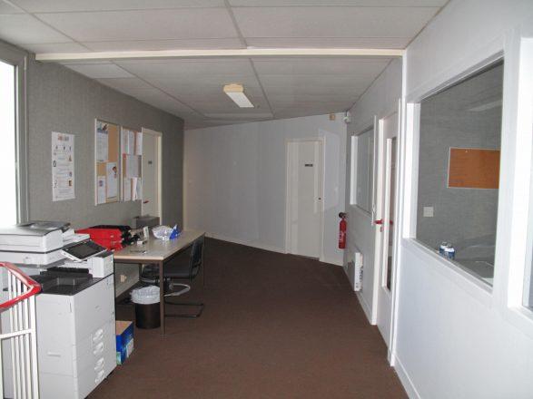 IMG_3959 bâtiment B, étage, couloir