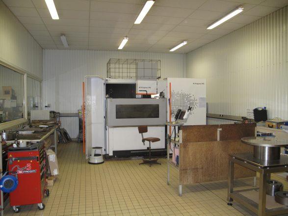 IMG_3978 bâtiment 1, salle à température et hygrométrie contrôlées
